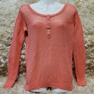 American eagle knit long-sleeve